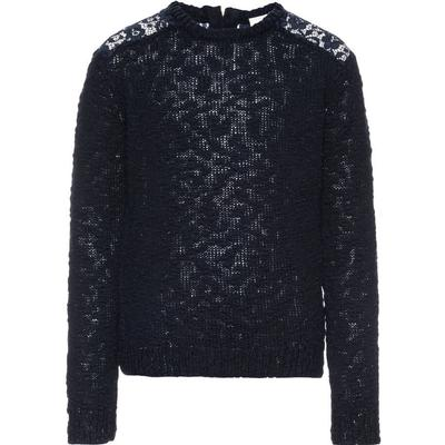 Name It Nitfatine Knitted Top - Blue/Sky Captain (13138239)