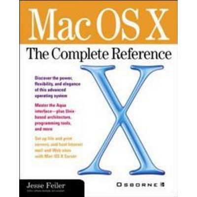 Mac OS X (Pocket, 2001)