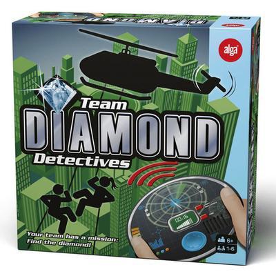 Alga Team Diamond Detectives