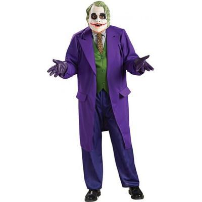 Rubies Plus Size Deluxe Joker Herrkostym