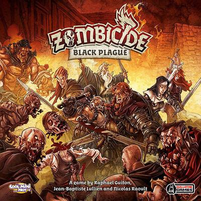 Guillotine Games Zombicide: Black Plague