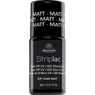 Alessandro Striplac Top Coat Matt 8ml