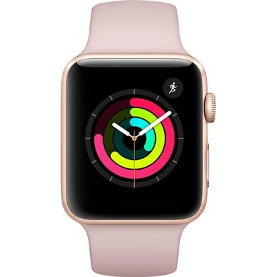 Apple Watch Series 3 42mm Aluminum Case with Sport Band