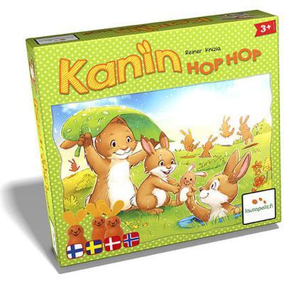Lautapelit Kanin Hop Hop