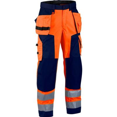 Blåkläder 1568 High Vis Craftsman Trouser