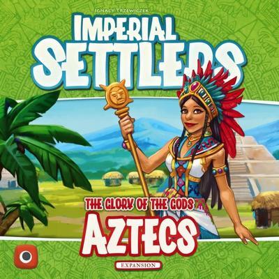Pegasus Imperial Settlers: Aztecs