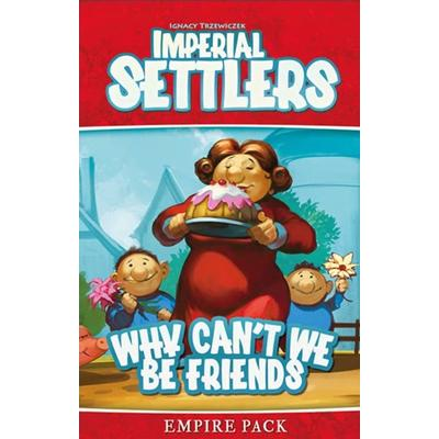 Pegasus Imperial Settlers: Why Can't We be Friends