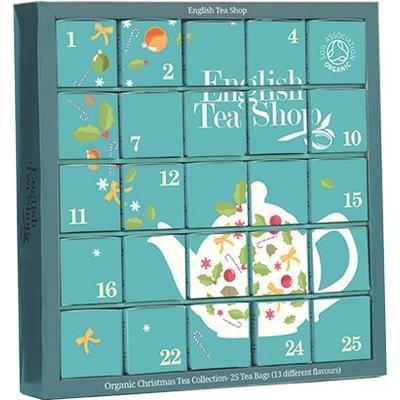 English Tea Shop Christmas Calendar 25 Teabags25-pack