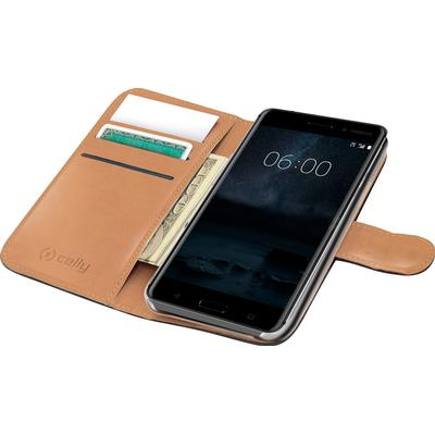 Celly Wally Wallet Case (Nokia 6)