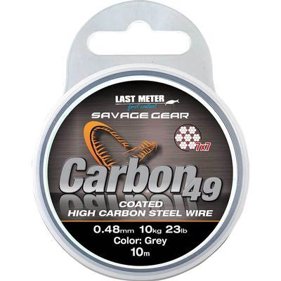 Savage Gear Carbon 49 0.70mm 10m