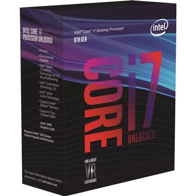 Intel Core i7-8700K 3.7GHz, Box