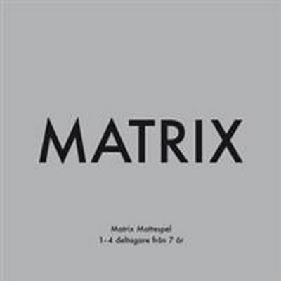 Matrix mattespel (Övrigt format, 2013)