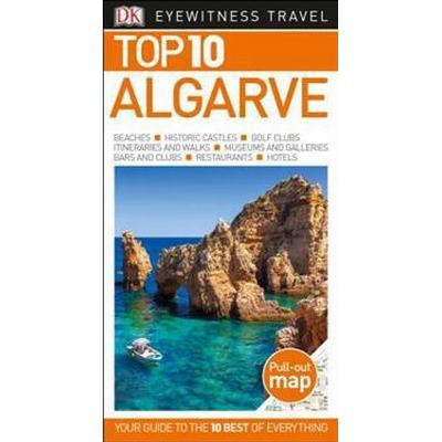 Top 10 Algarve (Häftad, 2017)