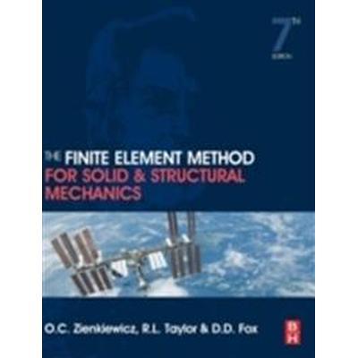 Finite element method for solid and structural mechanics (Inbunden, 2013)