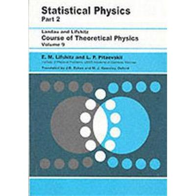 Statistical Physics: Theory of the Condensed State (Häftad, 1980)