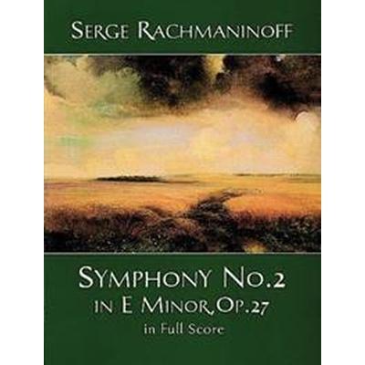 Symphony No. 2 in E Minor, Op. 27, in Full Score (Häftad, 1999)