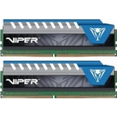 Patriot Viper Elite Series Black DDR4 2666MHz 2x4GB (PVE48G266C6KBL)