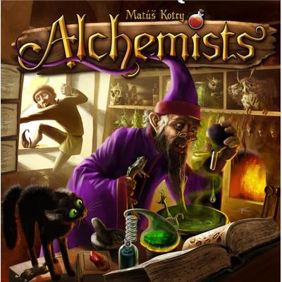 Czech Games Edition Alchemists