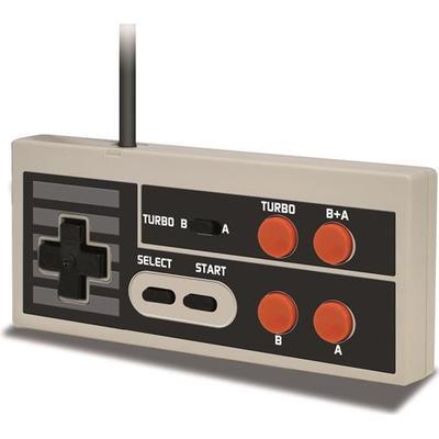 Steel Play Mini NES Retro Line Edge Gamepad