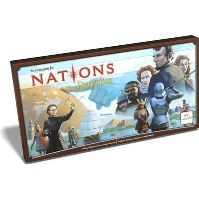 Asmodee Nations: Dynasties (Engelska)