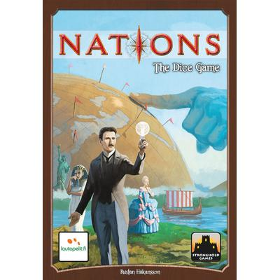 Asmodee Nations: The Dice Game