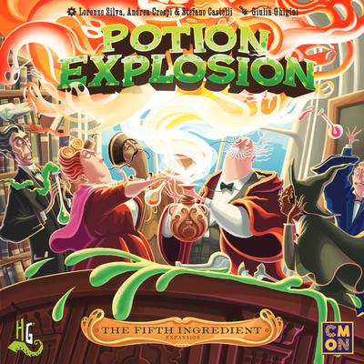 Horrible Games Potion Explosion: The Fifth Ingredient
