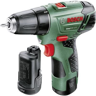 Bosch EasyDrill 12-2 (2x2.5Ah)
