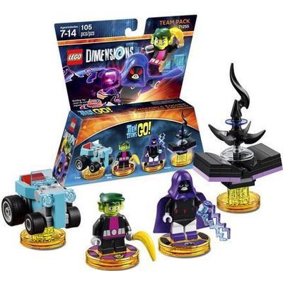 Lego Dimensions Team Pack - Teen Titans Go! 71255