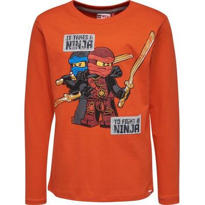 Lego Wear Ninjago T-Shirt Teo Red
