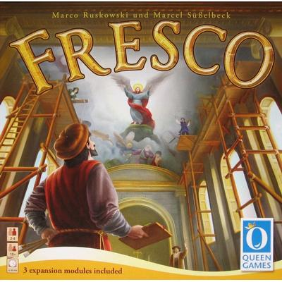 Queen Games Fresko