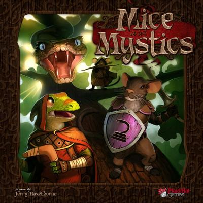 Plaid Hat Games Mice & Mystics: Downwood Tales (Engelska)