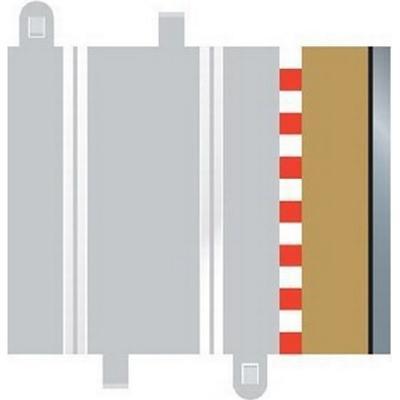 Scalextric Half Straight Borders 175mm x 4 C8223
