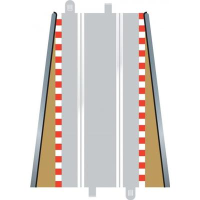 Scalextric Lead in / Lead out Borders x 2 C8233