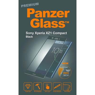 PanzerGlass Premium Skærmbeskytter (Xperia XZ1 Compact)