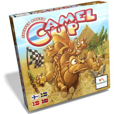 Lautapelit Camel Up