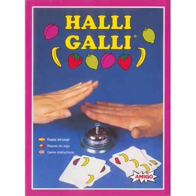 Lautapelit Halli Galli