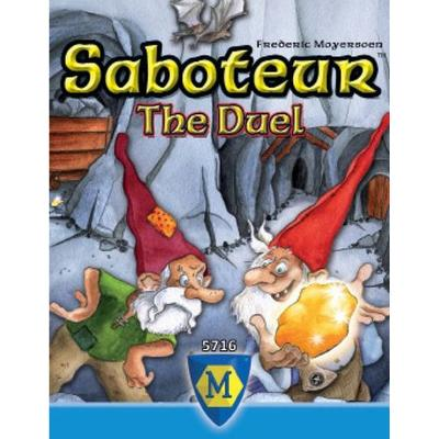 Mayfair Games Saboteur: The Duel