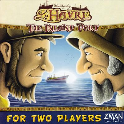Z-Man Games Le Havre: The Inland Port