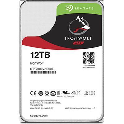 Seagate Ironwolf ST12000VN0007 12TB