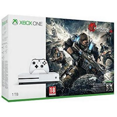 Xbox One S 1TB - Gears of War 4
