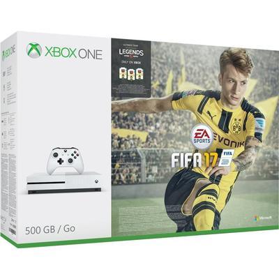 Xbox One S 500GB - FIFA 17