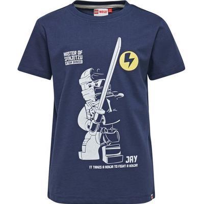 Lego Wear Ninjago T-Shirt Teo - Dark Navy