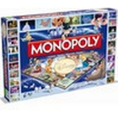 Monopoly Disney Classics (Engelska)