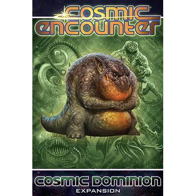 Fantasy Flight Games Cosmic Encounter: Cosmic Dominion (Engelska)