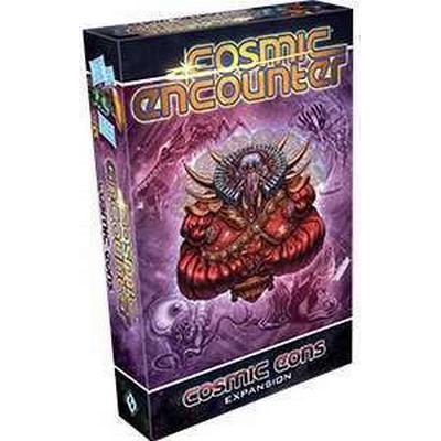 Fantasy Flight Games Cosmic Encounter: Cosmic Eons (Engelska)