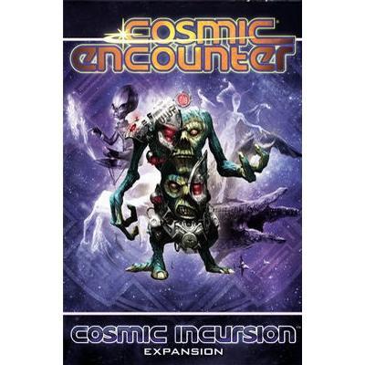 Fantasy Flight Games Cosmic Encounter: Cosmic Incursion (Engelska)