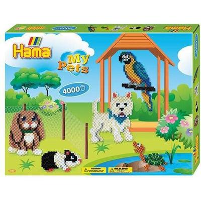 Hama Midi Beads My Pets Gift Box 3147