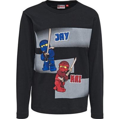 Lego Wear Ninjago T-Shirt Teo - Black