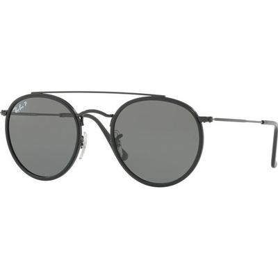 Ray-Ban Round Double Bridge RB3647N 002/58 51-22