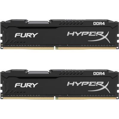 HyperX Fury Black DDR4 2133MHz 2x4GB (HX421C14FBK2/8)